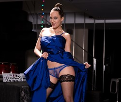 Blue Angel, Gerson - An Angel In Blue: Tempted & Caught