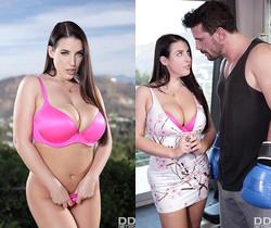 Angela White - Big Tits Fucked Hard