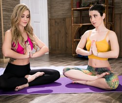 Serena Blair, Kali Roses - Private Yoga Instructor