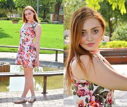 Sutton - Under The Dress - FTV Girls
