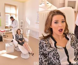 Mia Ferrari - Dentist Gets an Oral Exam