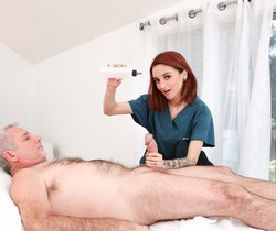 Lola Fae - Horny Old Men #02 - Devil's Film