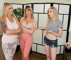 Julia Ann, Dana DeArmond, Lexi Lore - Unfriendly Competition