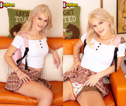 Megan Holly - Lil' Licker - 18eighteen