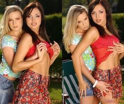 Lesbian Sex with Alexa May & Barbara - Lezbo Honeys