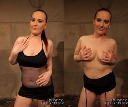Katy Parker & Kyra Lesbian Slave - Mighty Mistress