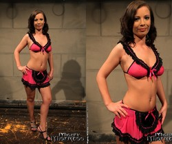 Mandy Bright & Zyna Baby Lesbian Punishment