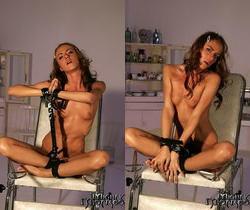 Lily Love & Dora Venter Lesbian BDSM - Mighty Mistress