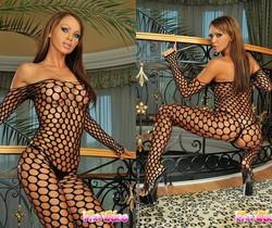 Christina Bella Toying - Pix and Video