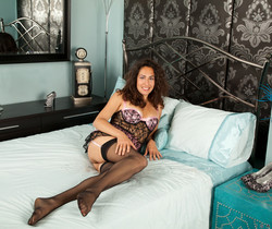 Isabella - Lingerie And Stockings