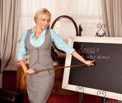 Amber Jayne - Naughty Teacher