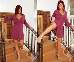 Brittany Blaze - Sexy Dress