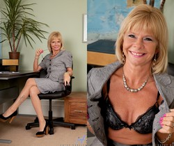 Cathy Oakely - Office Playtime