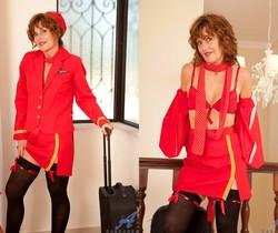 Cascade - Stewardess - Anilos