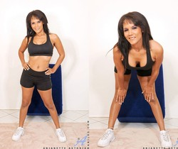 Anjanette Astoria - Workout