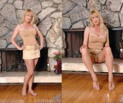 Bethany Sweet - Milf Upskirt