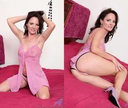 Danielle Reage - Pink Lingerie