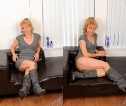 Angella Faith - Black Boots