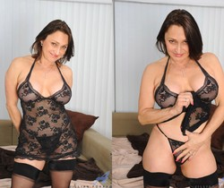 Jillian Foxxx - Purple Wand