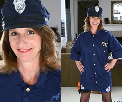 Kimberly - Police Milf - Anilos