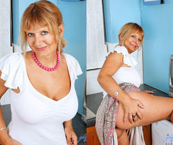 Alex - Busty Cougar - Anilos