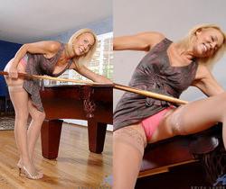 Erica Lauren - Billiard Table