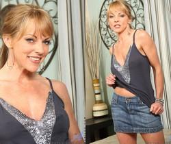 Shayla Laveaux - Mini Skirt
