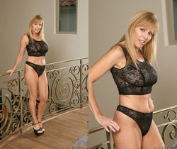 Nicole Moore - Sheer Underwear