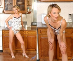 Daniela - Huge Milf Toy - Anilos