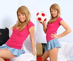 Karine - Nubiles - Teen Solo