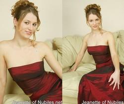 Jeanette - Nubiles - Teen Solo