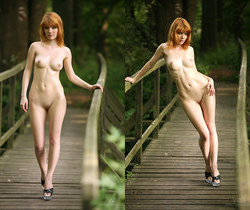 Old bridge - Lynette - Watch4Beauty