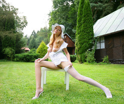 Garden - Carmen Kees - Watch4Beauty