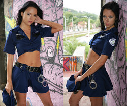 Policewoman - Gwen - Watch4Beauty