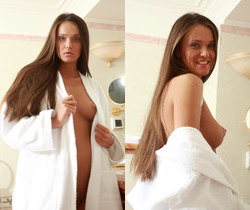 Russian Teen Model Gaby - Exquisite