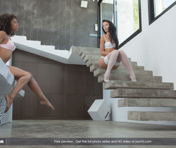 Steps Of Pleasure - Gina V. & Misty S.