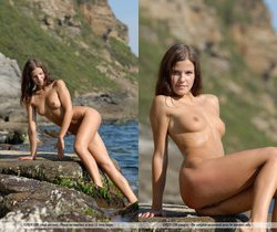 Nudist Beach - Polly - Femjoy