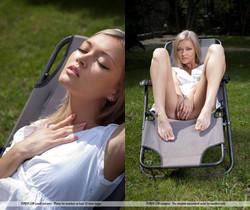 Sun Bath - Eleonora - Femjoy