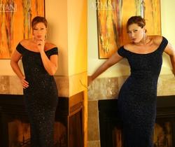 Alischa - Hot bush mature woman