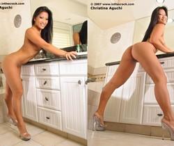 Christina Aguchi - InTheCrack