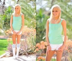 Kacey - FTV Girls