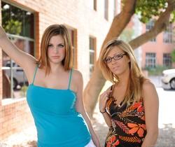 Danielle & Leslie - FTV Girls