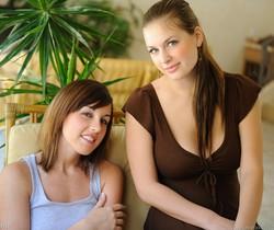 Pepper & Danielle - FTV Girls