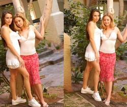 Michelle & Trisha - FTV Girls