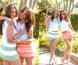 Kim & Nikki - FTV Girls