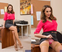 Chanel Preston - Naughty Office