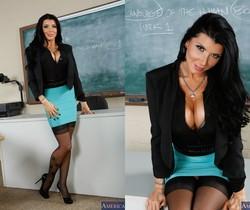 Romi Rain - My First Sex Teacher