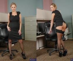 Katie Kox - Naughty Office
