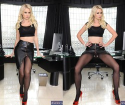 Gigi Allens - Naughty Office
