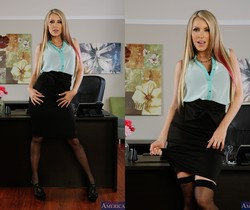 Courtney Cummz - Naughty Office